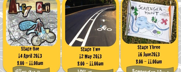 VUBC Rumble Cycle Challenge 2013